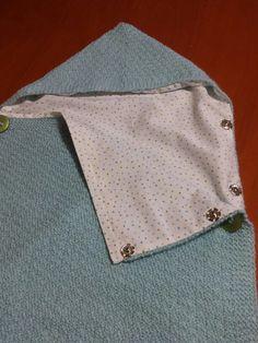 sacco nanna in lana foderato con cotone 100%