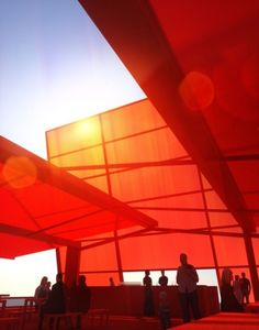Serpentine Gallery Pavilion 2010 by Jean Nouvel, Design Interior