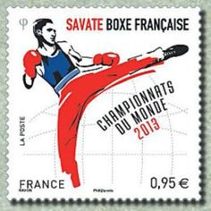 Savate French Boxing, World Championships 2013