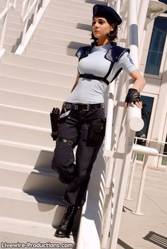 jill valentine uniform