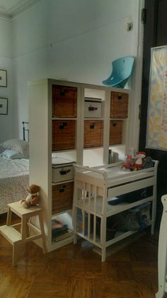 Expedit Baby Room Divider