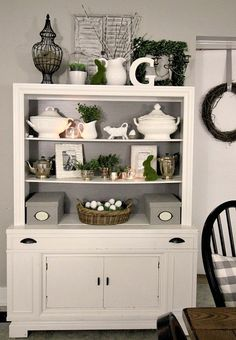 How To Style A Dining Room Hutch Diy Projects United Dining