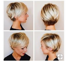 Pixie Haircuts with Bangs - 50 Terrific Tapers - Best Hairstyles Haircuts . - Pixie Haircuts with Bangs – 50 Terrific Tapers – Best Hairstyles Haircuts Pixie Hairc - Cute Short Haircuts, Cute Hairstyles For Short Hair, Hairstyles With Bangs, Latest Hairstyles, Haircut Short, Blonde Pixie Haircut, Teenage Hairstyles, Short Blonde Haircuts, Bob Haircuts