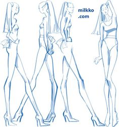 NOT how real women are built, yet the myth continues to cause still more damage! milkko: January 2012;