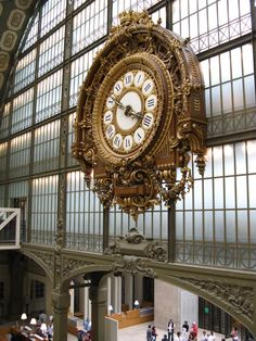 Musée d' Orsay Art Museum, Paris  #travel #museum #fareboom