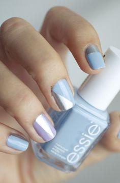Blue Nail