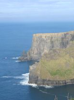Ireland- West Coast, Cliffs of Moher. Stood here at 16 yrs old & felt alive at the sight of them.