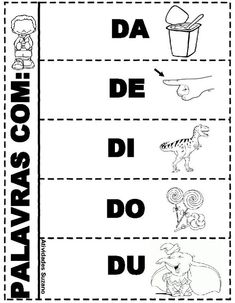 Back to School Preschool No Prep Worksheets & Activities Worksheets, Back To School, Preschool, Activities, Writing, Education, Reading, Preschool Literacy Activities, Interactive Activities
