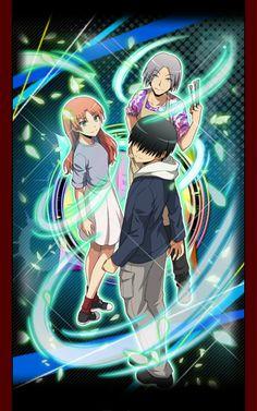ANSATSU KYOUSHITSU/ASSASSINATION CLASSROOM, Mobile Game Card,  Hayami Rinka, Chiba Ryuunosuke, Sugaya Sousuke
