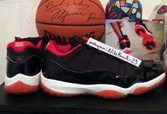 Air-Jordan-11-Retro-Low-Black-Red-Release-Date