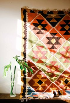 Kilim Rug | OLD BRAND NEW SHOP
