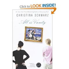 """All Is Vanity"" by Christina Schwarz.  One of my guilty pleasures.... I've read this book at least four times, and love it everytime."
