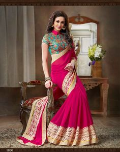 #VYOMINI - #FashionForTheBeautifulIndianGirl #MakeInIndia #OnlineShopping #Discounts #Women #Style #EthnicWear #OOTD Only Rs 1006/, get Rs 265/ #CashBack, ☎+91-9810188757 / +91-9811438585
