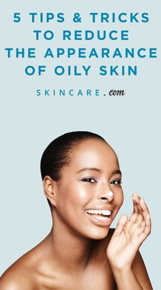 Oily skin requires a skin care routine that can target excess oil on the complexion, purify the pores, and fight acne and other blemish-causing aggressors. We are sharing how to reduce the appearance of oily skin with a skin care routine that includes an acne-fighting cleanser, purifying clay mask, exfoliating dead skin cells, and other tips to reduce oily skin, here. | Powered by L'Oréal