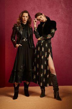 Elie Saab Pre-Fall 2018 Fashion Show Collection