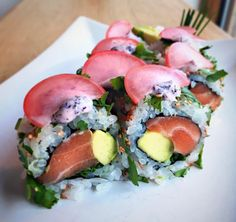 Been a while. I have a small hole in the wall sushi restaurant thought I'd once again share some of my recentish creations. #sushi #food #foodporn #japanese #Japan #dinner #sashimi #yummy #foodie #lunch #yum