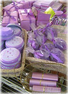 La violetta di Parma gift