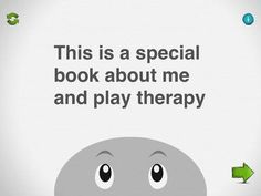 This is a free app that creates a personalised book about a child in play therapy - helpful to help children understand play therapy etc. Play Therapy Activities, Therapy Games, Counseling Activities, Therapy Tools, Therapy Ideas, Kids Therapy, Therapy Quotes, Art Therapy, Child Life Specialist