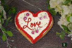 #Valentine's Day #Jewelry #Earrings #Diamonds #Pink #Hearts #Cookies #Chocolate #Love #Fashion