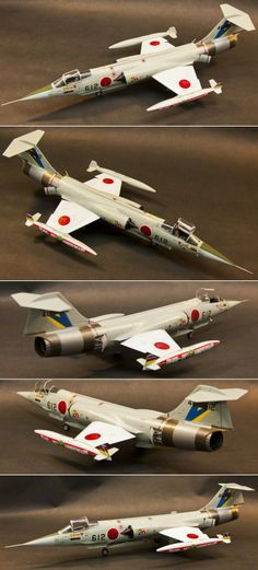 Hasegawa F-104 Starfighter  http://www.network54.com/Forum/47751/message/1389911841/Sticking+a+fork+in+it