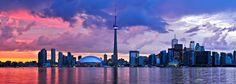 8.Toronto I was born in the beautiful city of Toronto.