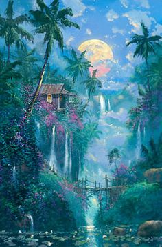 tropical dreaming