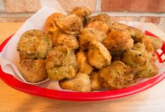 Do you have one food item that when you see it on a menu, you just have to get it? For me, it's fried ravioli. I'm not sure what it is about 'em, but they're so darn delicious that, if they're avai...