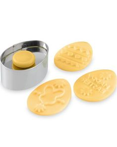 Williams-Sonoma Easter Stamp Cookie Cutters from Williams-Sonoma | BHG.com Shop