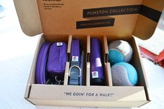 Great gift if you have a friend who get's a brand new puppy or rescue dog. The Starter Kit for Dogs by Wildebeest Dog Store, Puppy Care, Pet Costumes, Dog Crate, New Puppy, Dog Accessories, Puppies For Sale, Dog Gifts, Dog Grooming