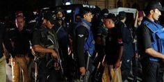 #Police kill eight '#terrorists' in #Karachi operation