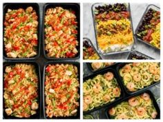 Low carb meal prep recipes eating healthier throughout the day is made easi Best Low Carb Recipes, Diet Recipes, Healthy Recipes, Kabob Recipes, Sin Gluten, Chipotle, Crockpot, Healthy Snacks, Healthy Eating