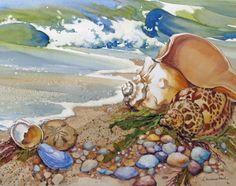 """""""Beachcomber's Treasures"""""""