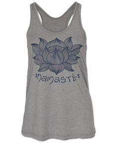 SoulFlower-Namaste Yoga Tank-$28.00