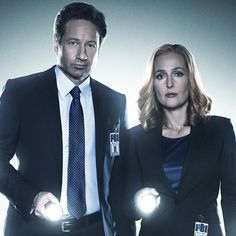 The X-Files: Mulder and Scully Return in More Mysterious Posters For the Revival
