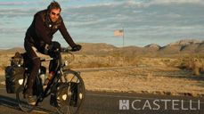 15th Feb - On this day: Mark Beaumont became the fastest person to cycle round the world in 194 days, 17 hours 2008 (Source: Castelli 2016 corporate diary/2016 diaries feature facts every day)
