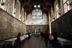 The Great Hall - Hampton Court