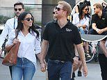 Harry and Meghan make first appearance together | Daily Mail Online