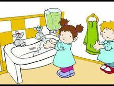 Una especie de chamarrita en homenaje al nunca bien ponderado jabón y al lavado de manos, literalmente hablando.