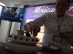 #Mexicanisimo Chef Claudia Yunuen y su cocina de vanguardia @teresitabp @totibello @Kalealcazar @alitadangel