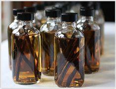 Die kluge Hausfrau: Vanilleextrakt selber machen