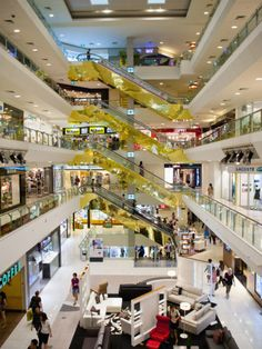 Singapore is a Shopping Paradise with Shopping Centres everywhere including Orchard Road, Singapore