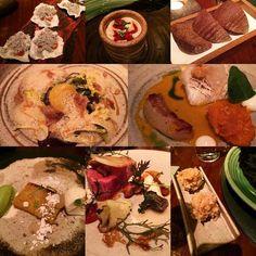 tasting menu @feraatclaridges - birthday treat!
