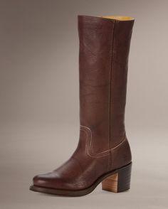 Sabrina 14l - Women_Boots_Campus - The Frye Company