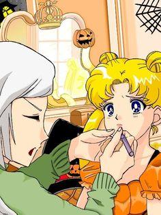 Sailor Moon Halloween, Pikachu, Anime, Fictional Characters, Art, Sisters, Art Background, Kunst, Cartoon Movies
