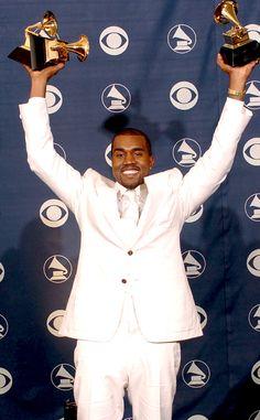 Kanye West: Stars' First Grammys