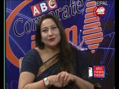 Corporate Icon with Raveena Desraj Shrestha By Mahesh Rana, ABC Television, Nepal - YouTube