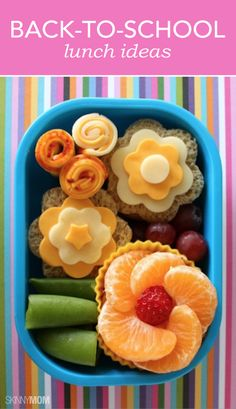 Check out these healthy packed lunches for your kids as they start back to school.