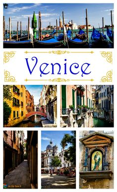 Get lost in the back streets of Venice, Italy