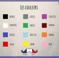 On commence la semaine avec le des ! Bon lundi à tous. - We start the week with the of the ! Nice Monday to the all of you. Basic French Words, French Phrases, French Quotes, French Flashcards, French Worksheets, French Language Lessons, French Lessons, Spanish Lessons, Spanish Language