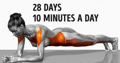 7Simple Exercises That Will Transform Your Body inJust4 Weeks